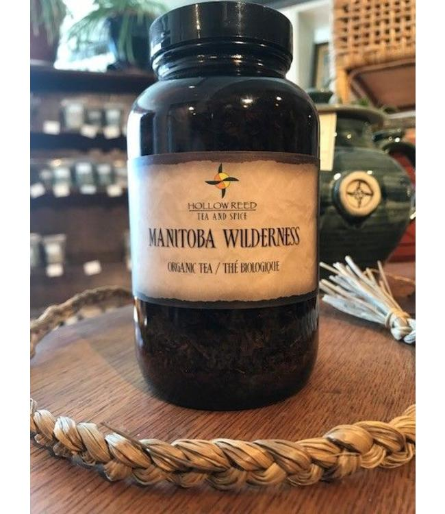 Manitoba Wilderness Tea, Jar 75g