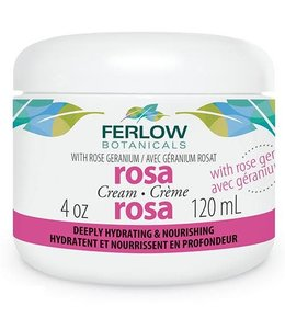 Ferlow Rosa Cream, scented 120ml