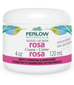 Ferlow Rosa Cream, unscented 120ml
