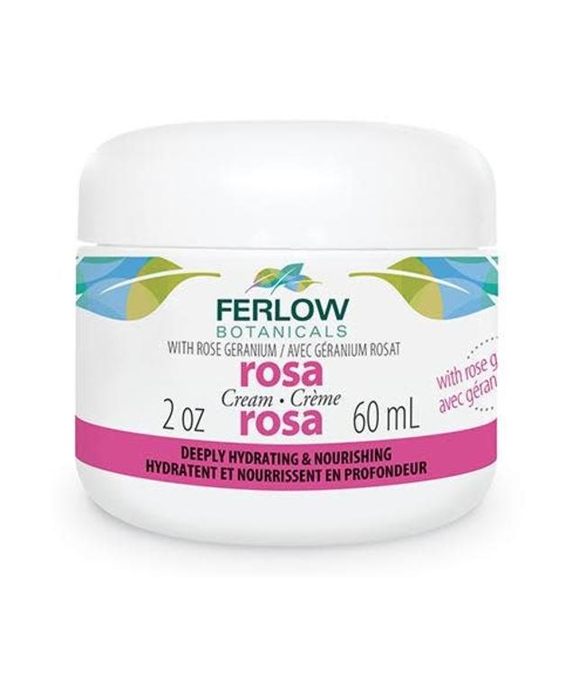 Ferlow Rosa Cream, scented 60ml