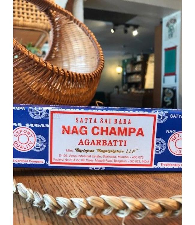 Nag Champa, Sm