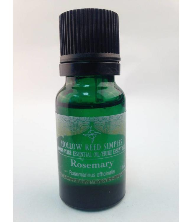 Hollow Reed Herbals Rosemary Essential Oil 10ml