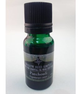 Hollow Reed Herbals Patchouli 10ml