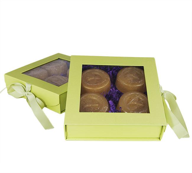 Honey Lavender Guest Soap-Set of 4