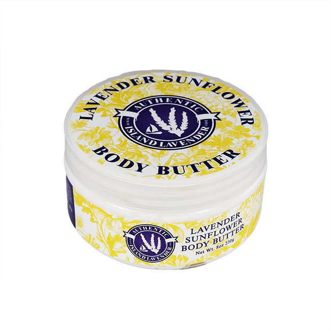 Lavender Sunflower Body Butter