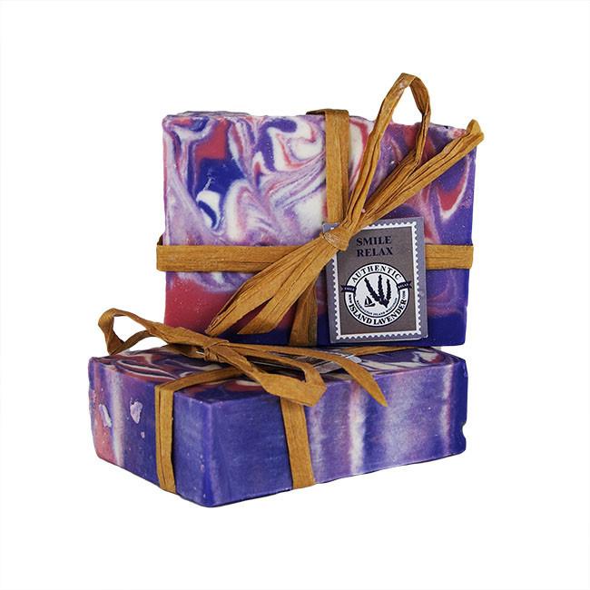 Handmade Lavender Herb Soap