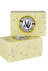 Lemon Lavender Poppyseed Goat Milk Soap