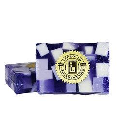 Lavender Mosaic Soap