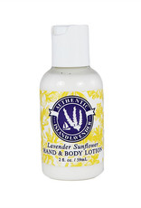 Lavender Sunflower Mini Lotion
