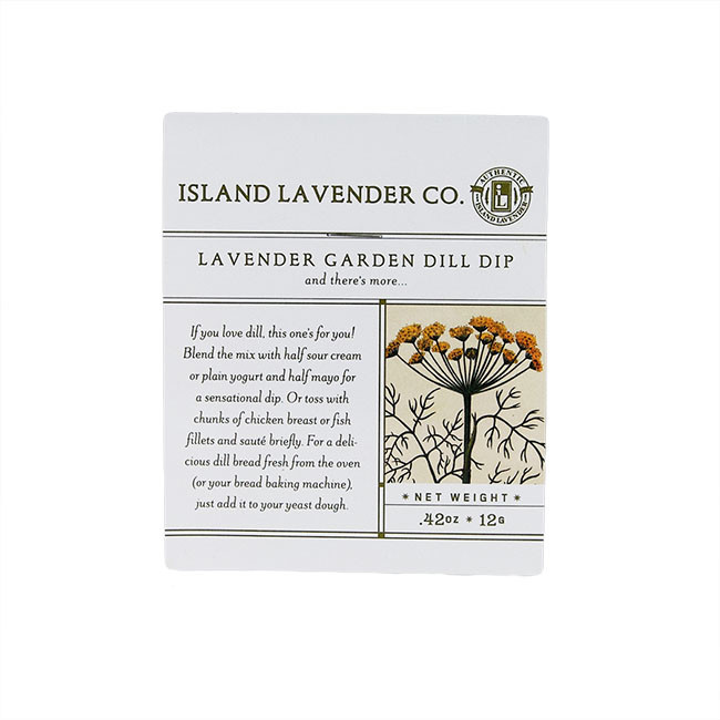 Lavender Dill Dip