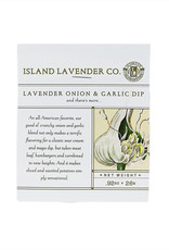 Lavender Onion/Garlic Dip