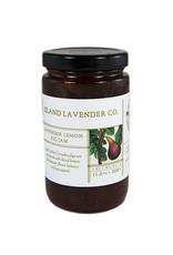 Lemon Lavender Fig Jam