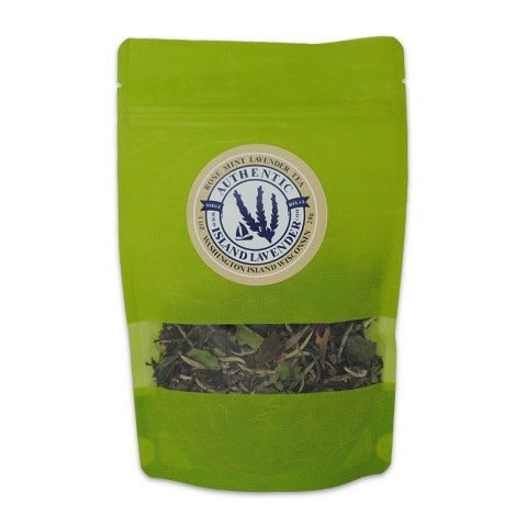 Spring Mountain Green Tea-Loose  1 Oz.