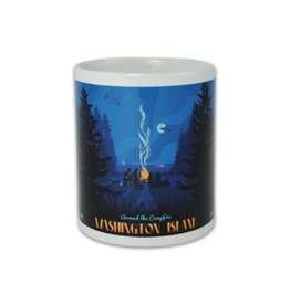Around the Campfire Mug-WI