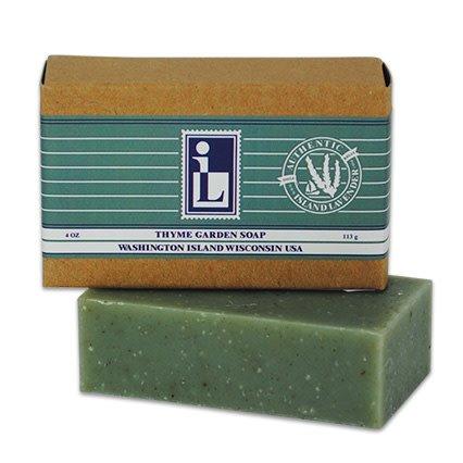 Natural Thyme Garden Soap
