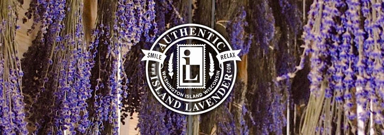 logo hanging lav