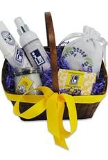 Lavender Sampler Basket