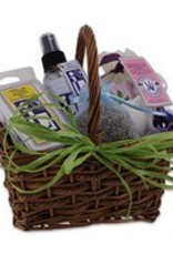 Lavender Mini Sampler Basket
