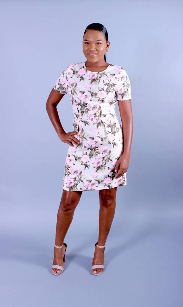 Blushed Away Dress