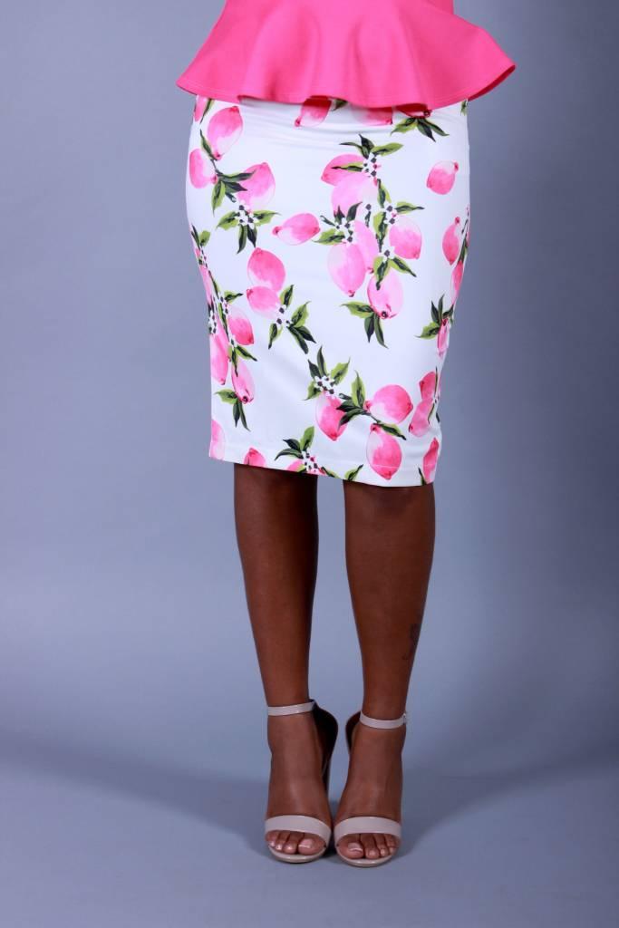 Pink Lemonade Skirt