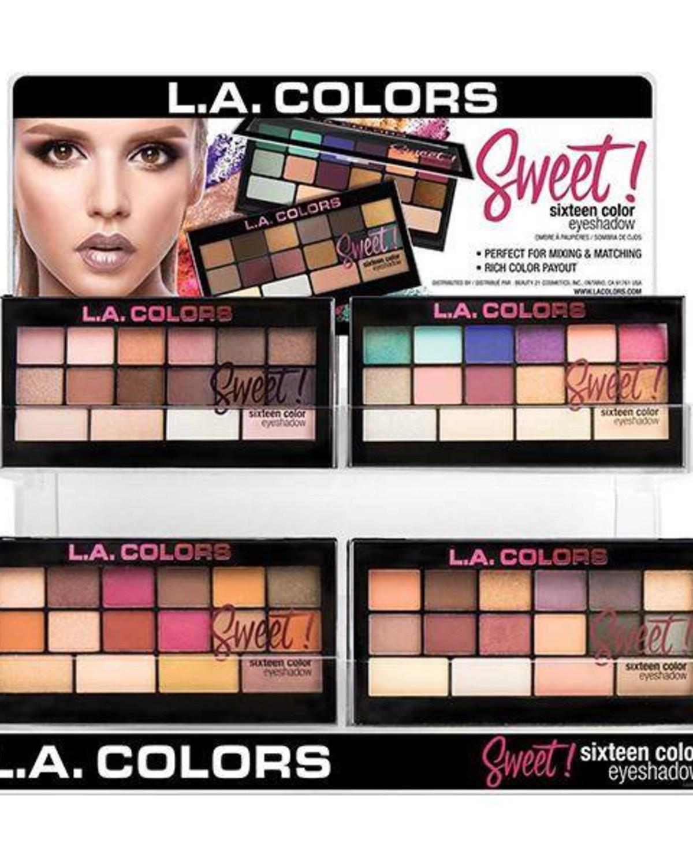 So Sweet Eye Shadow Palette