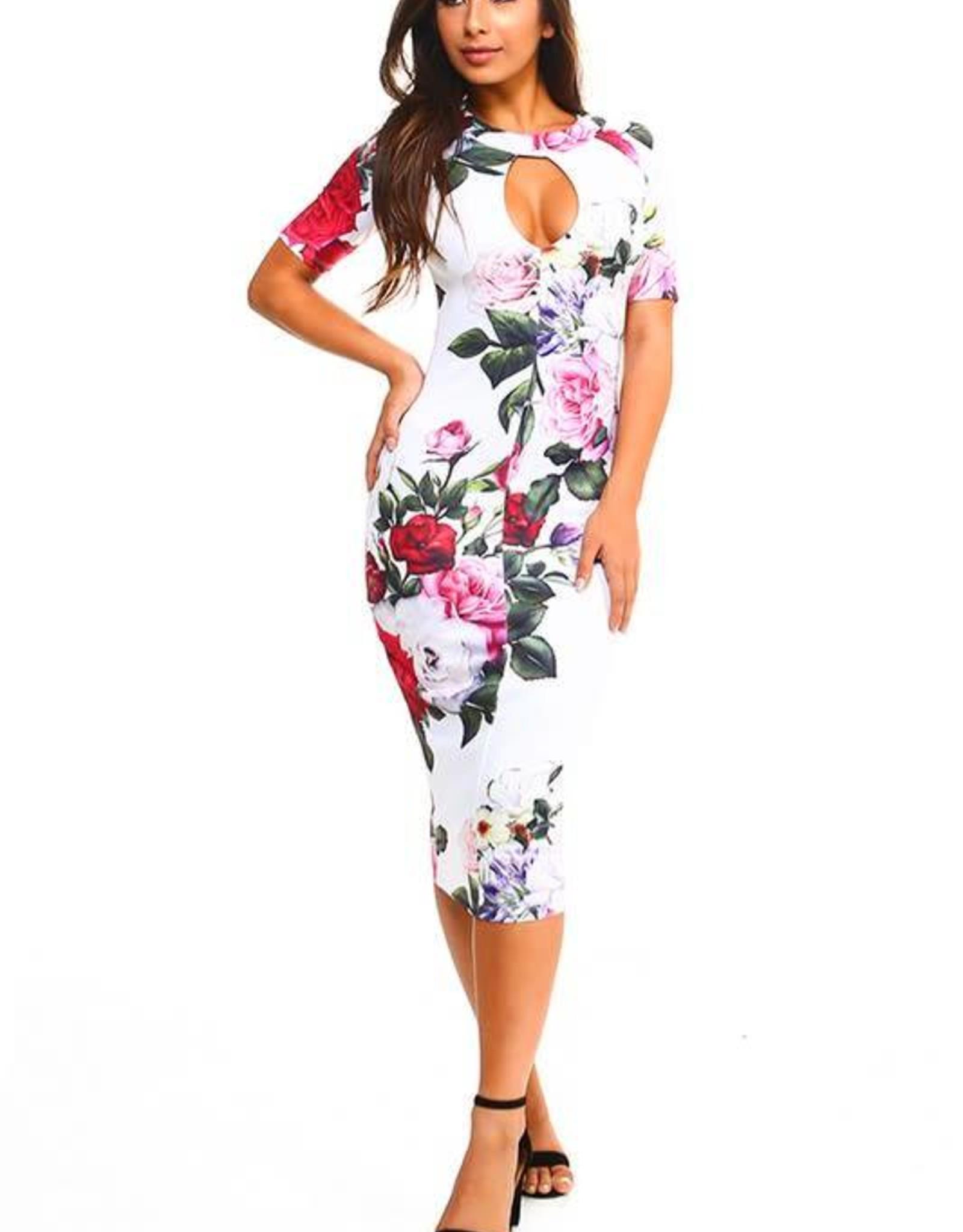Blushing Geisha Dress