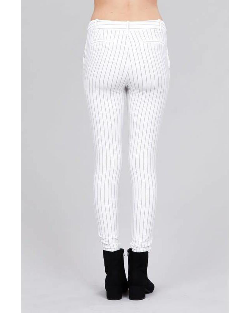 New Season Striped Pants