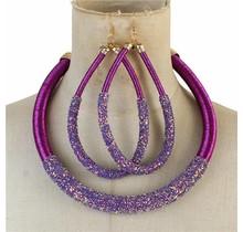 Glitters Below Necklace Set