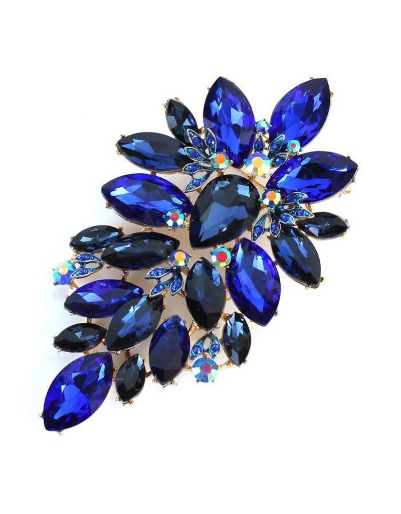 Full Bloom Brooch