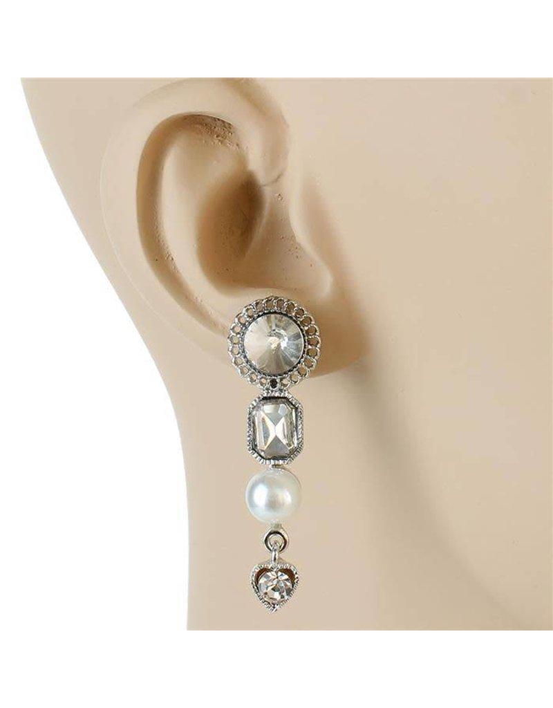 Pearl Petite Earrings