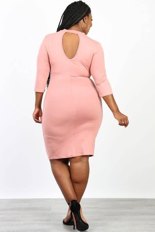 PLUS Heartbreaker Dress