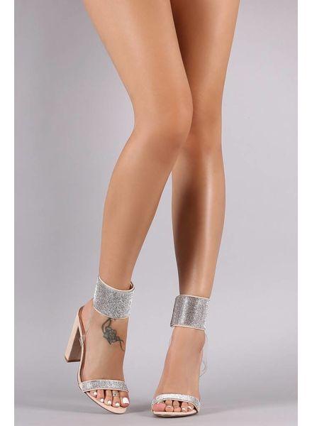 Charmed & Dangerous Heels
