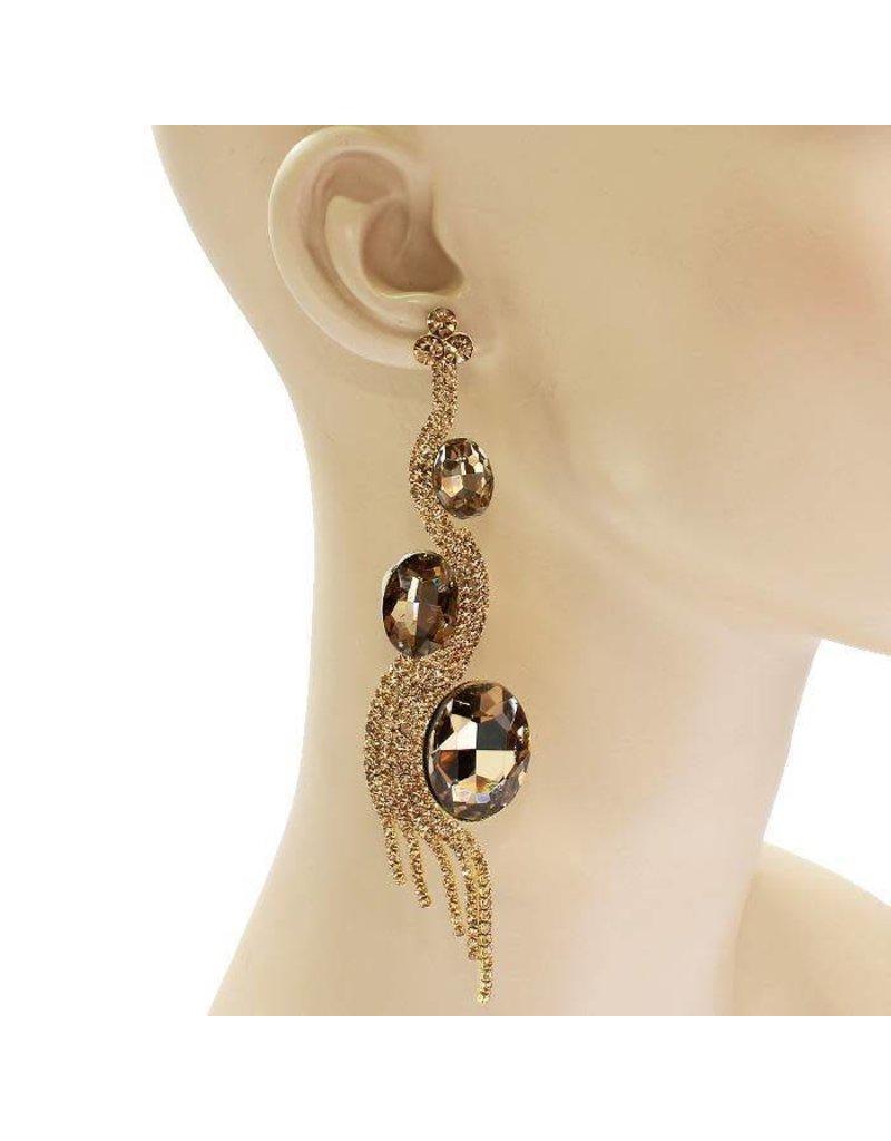 Mystical Beauty Earrings