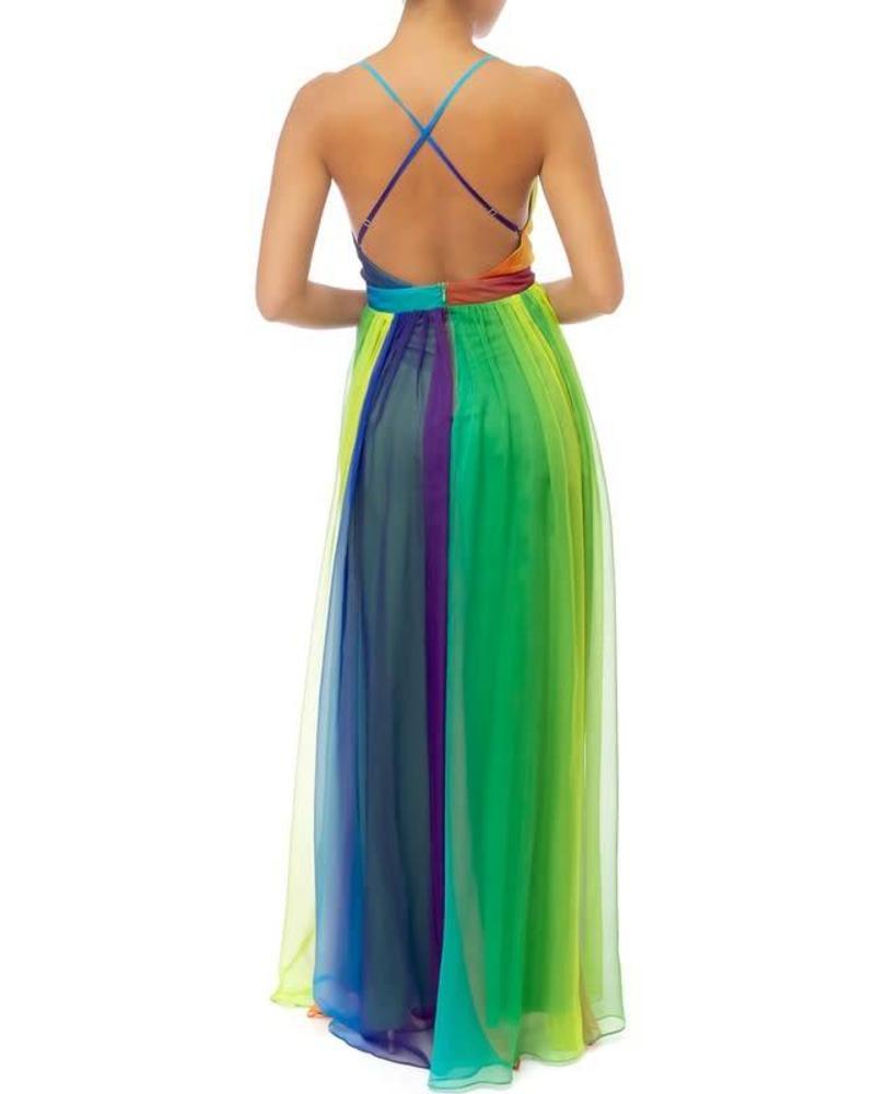 a115f82a380 Plus Size Maxi Dresses Rainbow - Gomes Weine AG