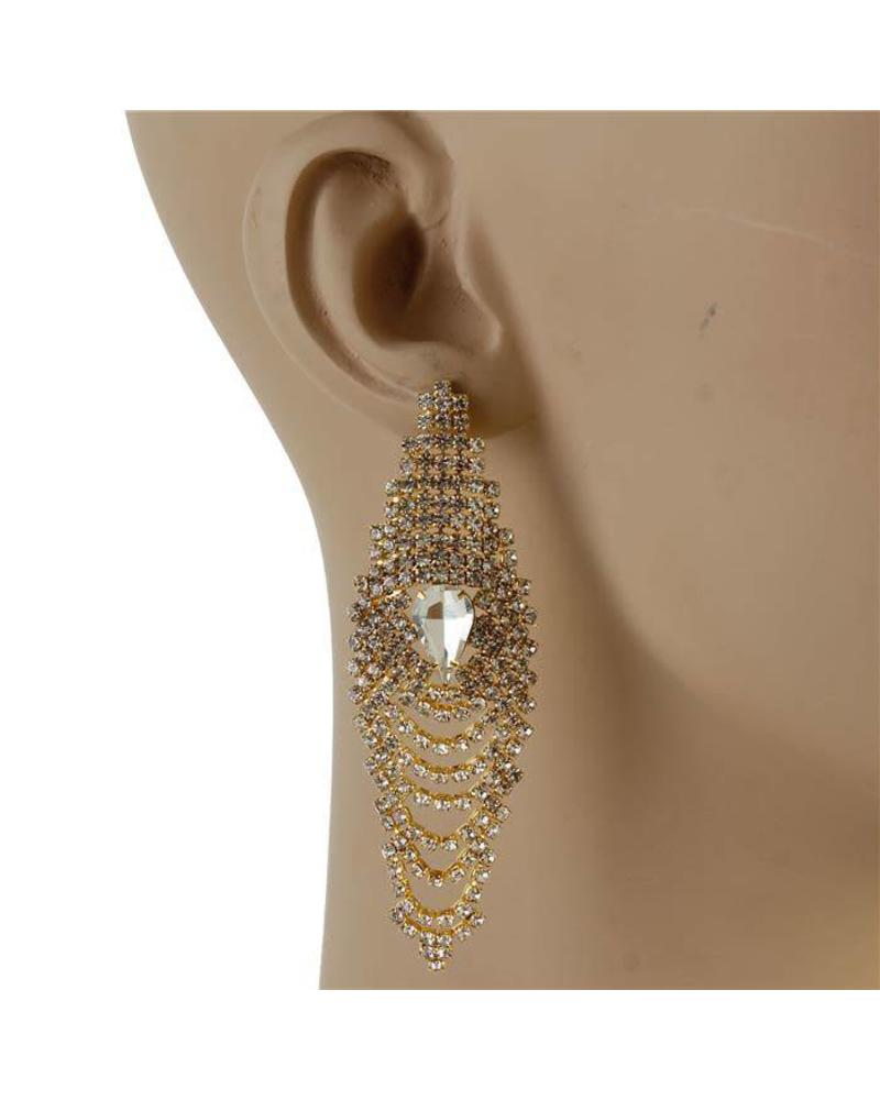 Egyptian Sparkle Earrings