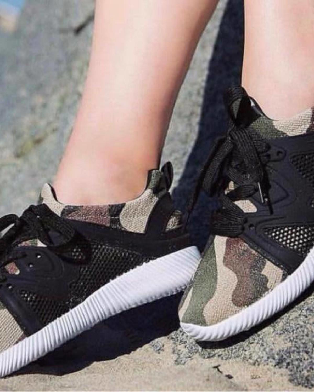 Line Em Up Sneakers