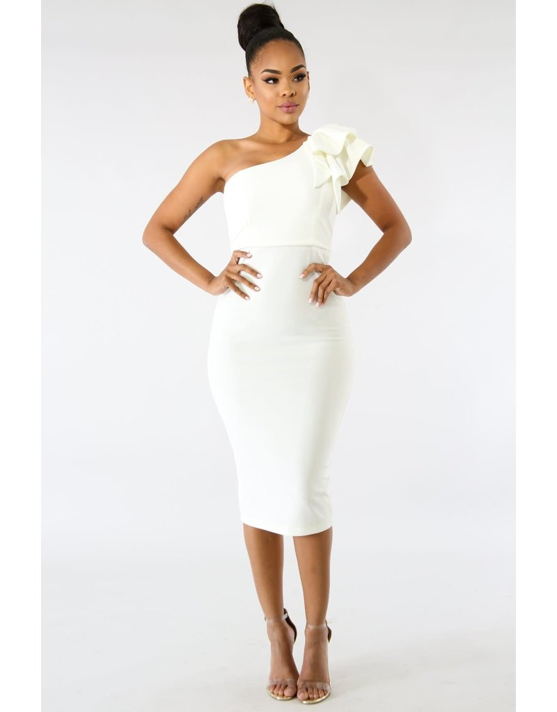 Pure Seduction Bodycon Dress