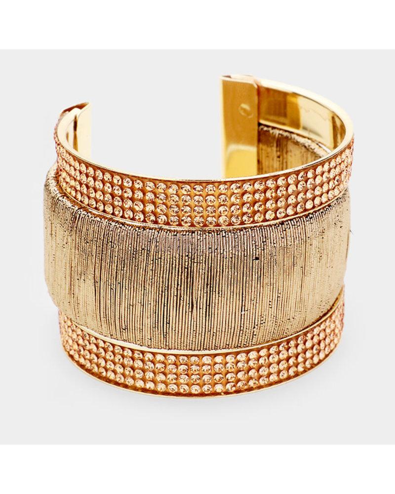 Mid Way Cuff Bracelet