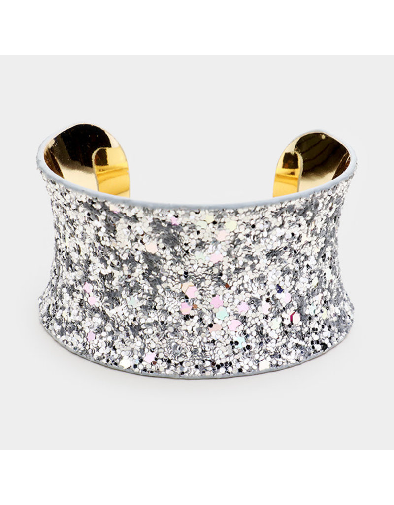 Decked Out Cuff Bracelet