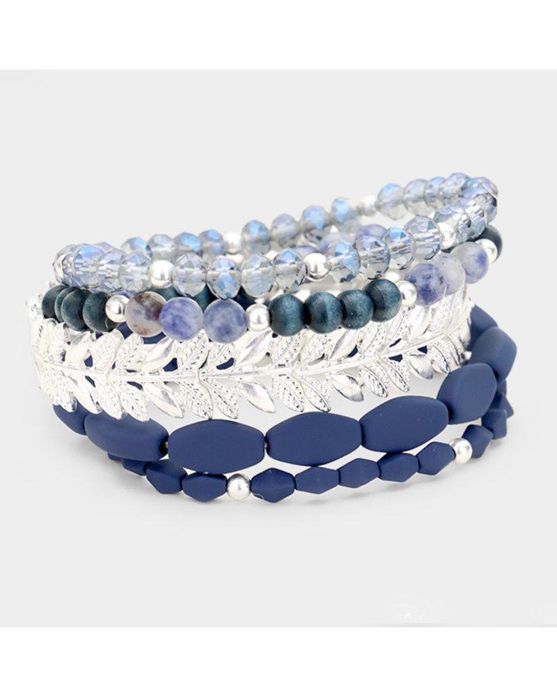 Mind Over Matter Bracelet Set