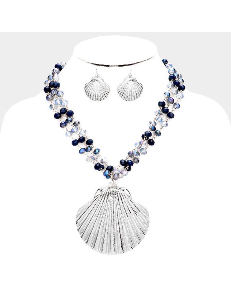 Ocean Breeze Necklace Set