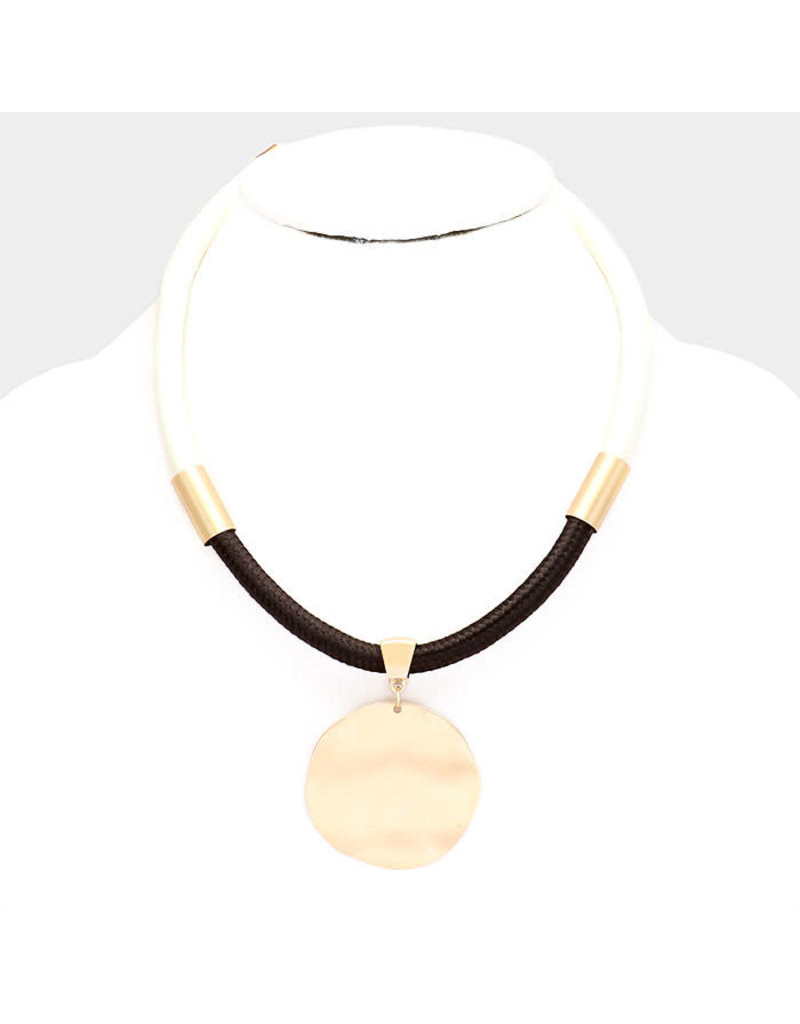 Totally Corded Necklace Set