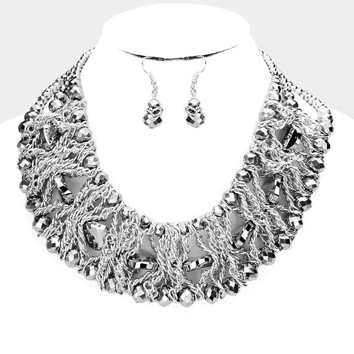 Secret Code Necklace Set