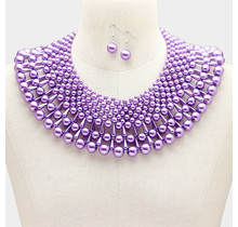 Pearl Legend Necklace Set