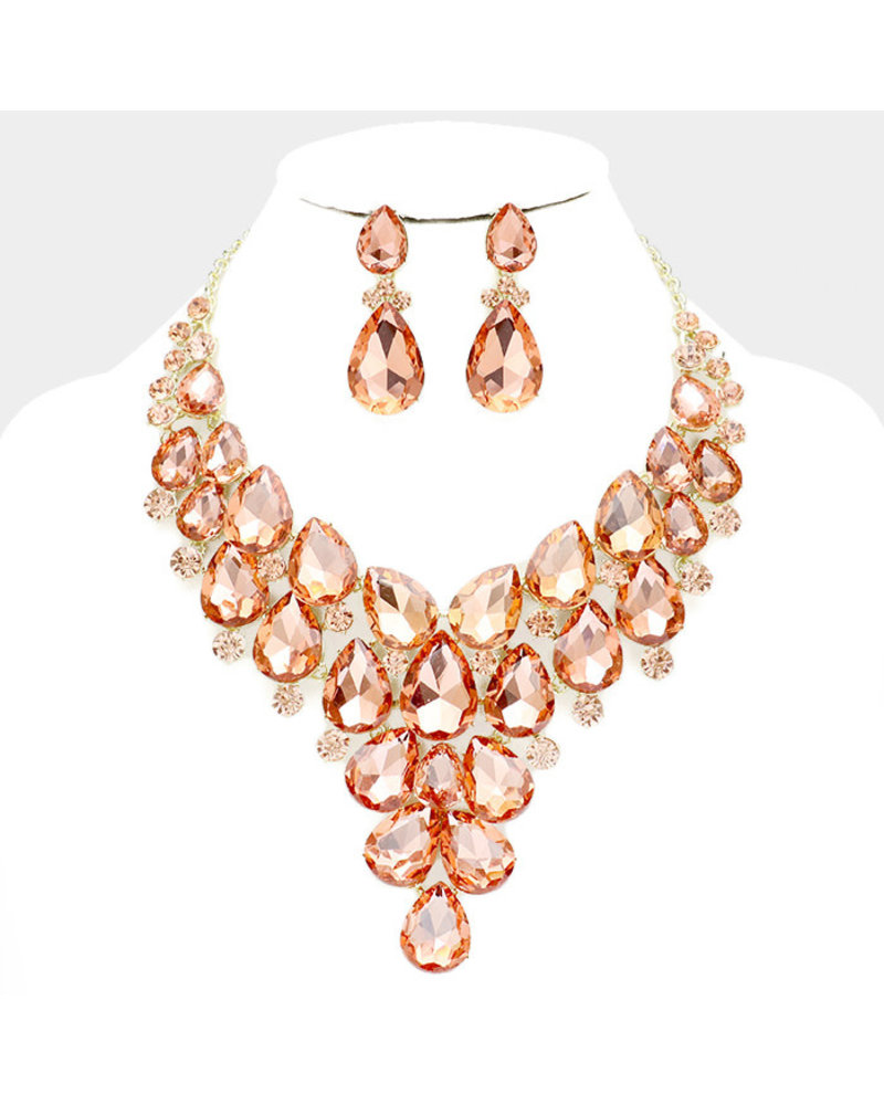 Perfect Fall Necklace Set
