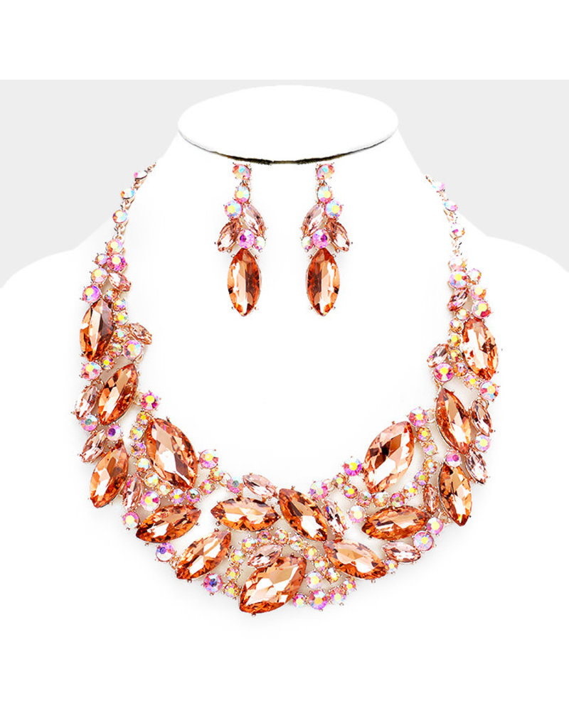 Above & Beyond Necklace Set