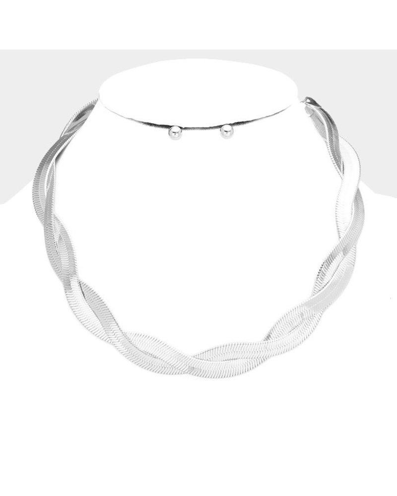 Flat Out Necklace Set