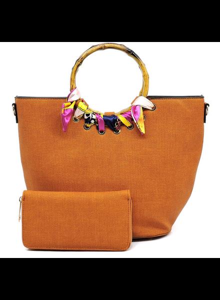 Too Hot To Handle Handbag Set