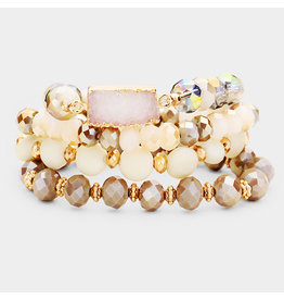 Magical Stones Bracelet Set