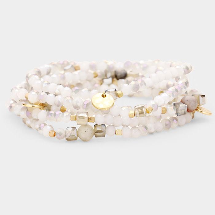 Beach Babe Bracelet Set